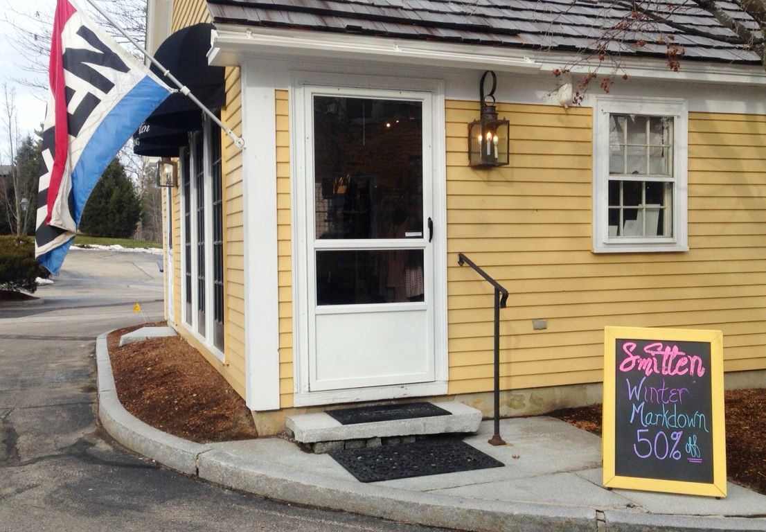 Stop By Smitten Boutique At The Bedford Village Inn Nh For Our Winter Clearance