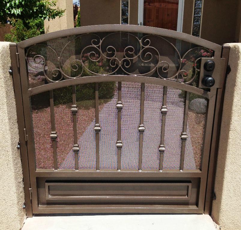 Pedestrian Gates, Patio Gates