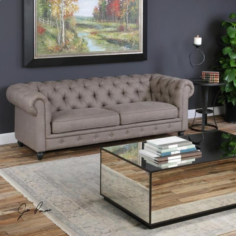 R23283 In By Uttermost In San Marcos, TX   Odell, Sofa