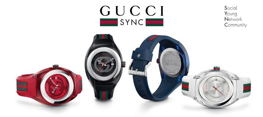 94e194c113b Gucci SYNC Collection. Gucci SYNC XXL YA137101 Watch ...
