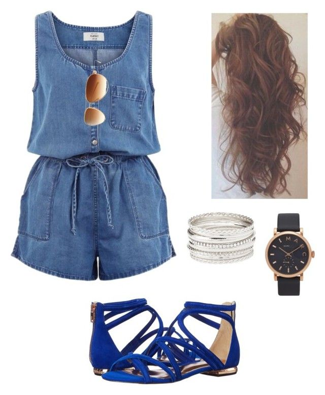 """""""Set#217"""" by anneclo2 on Polyvore featuring beauté, Ted Baker, Oliver Peoples, Charlotte Russe et Marc Jacobs"""