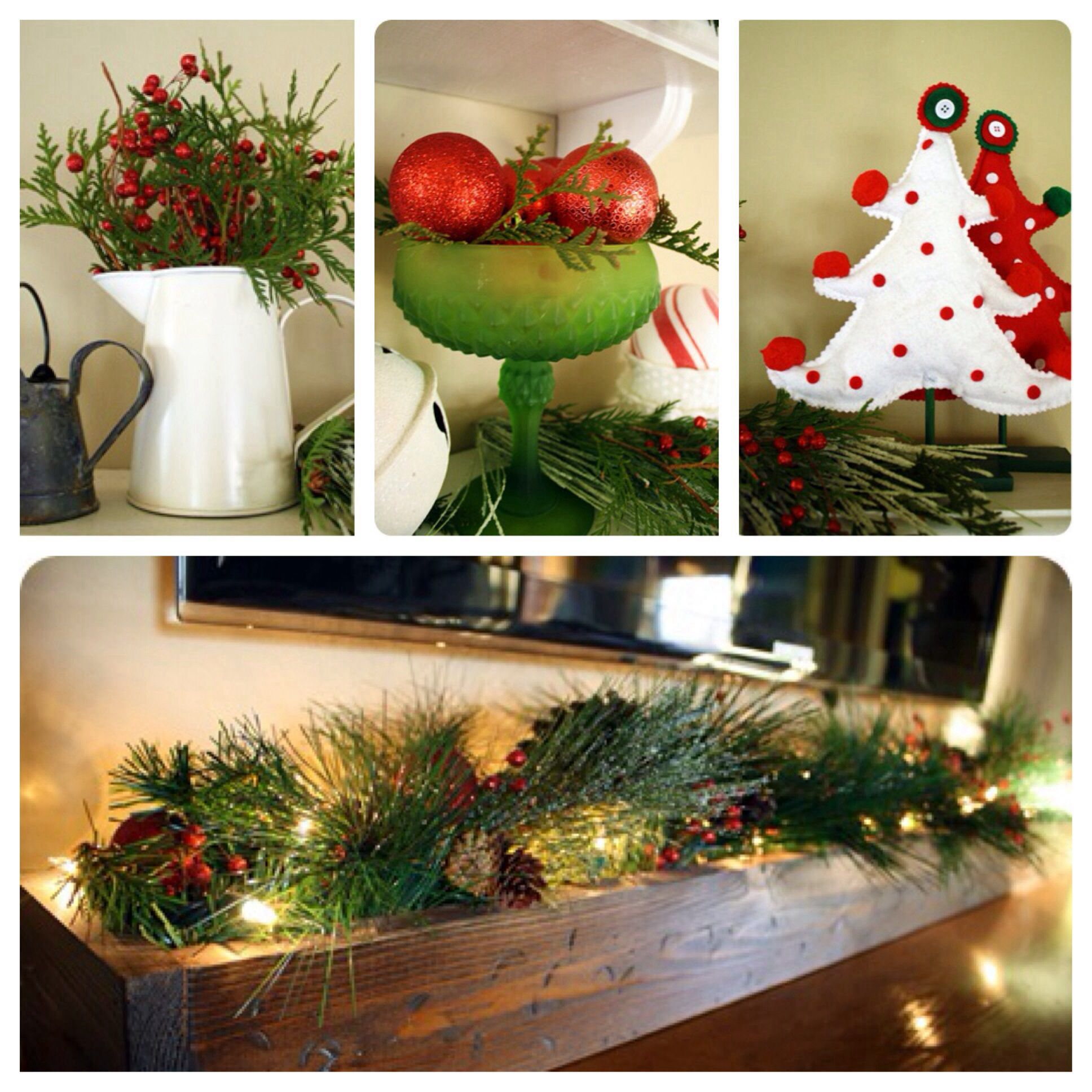 #Christmas Decor Around The House