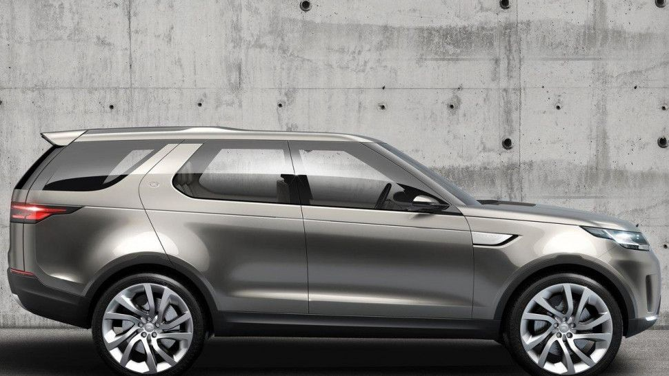 Land Rover Discovery SVX Specs, News, Rumors Digital