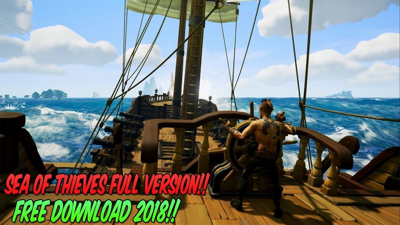 sea of thieves pc download beta