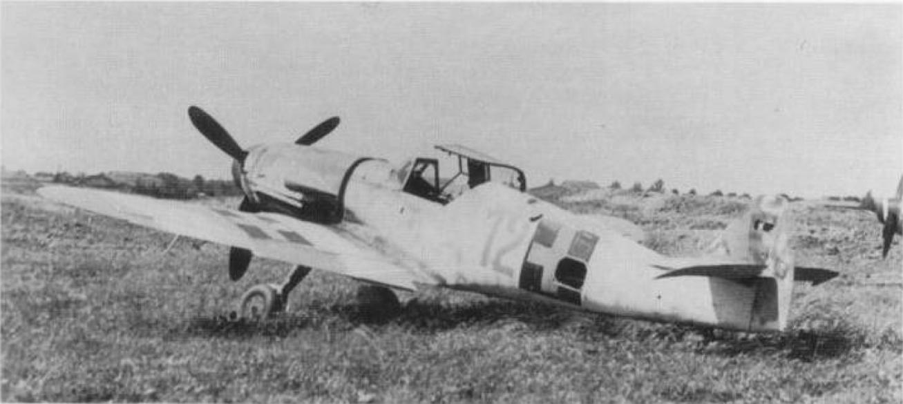 German fighters in service of the RHAF WW2 - Album on Imgur