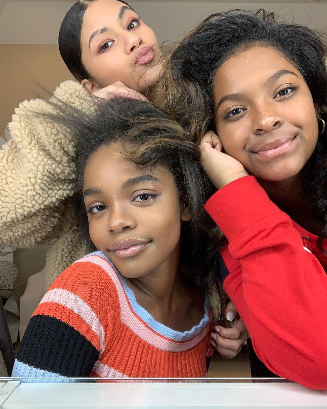 Black girl groups — 12