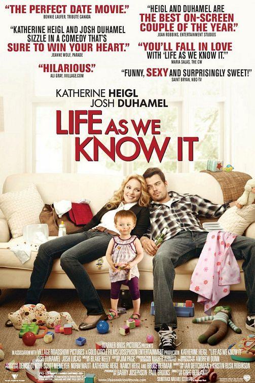 life as we know it movie poster ile ilgili görsel sonucu