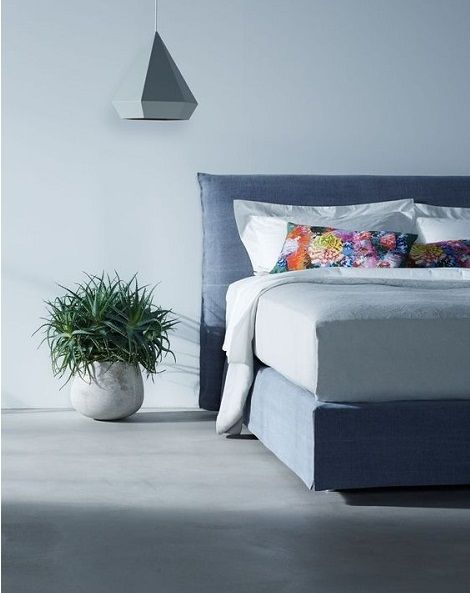 Schramm Purebeds Preis schramm boxspring purebeds loft modern bedrand met afneembare stof