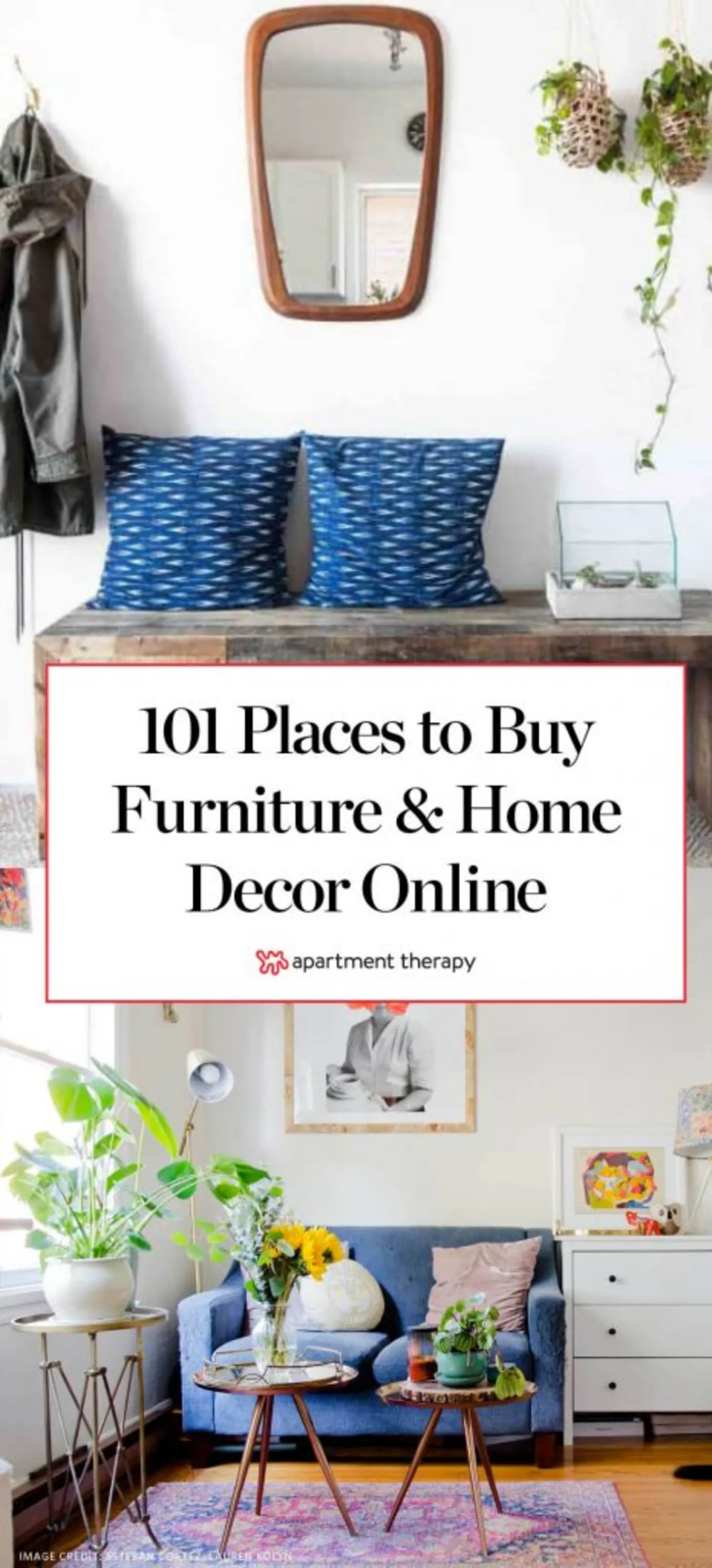 101 Places to Buy Furniture and Home Decor | Home decor online