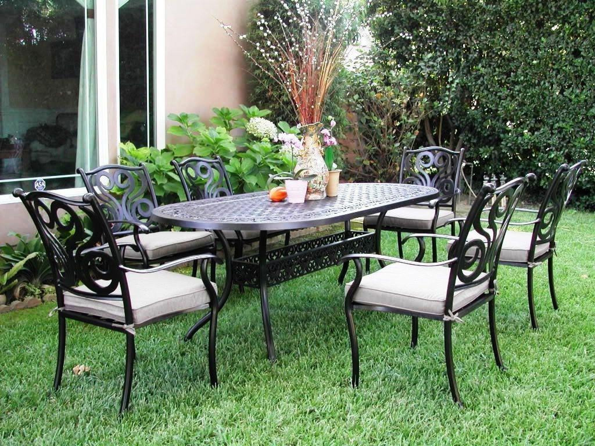 Costco Outdoor Patio Furniture Most Popular Interior Paint Colors Check More At Http Www Mtbasic Cast Aluminum Patio Furniture Costco Patio Furniture Patio