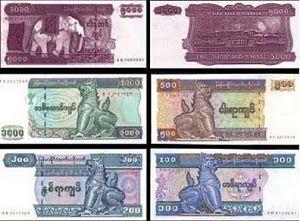 Gambar Negara Myanmar Mengenal Nama Mata Uang Negara Myanmar Yang Bernama Kyat Myanmar Uang Koin