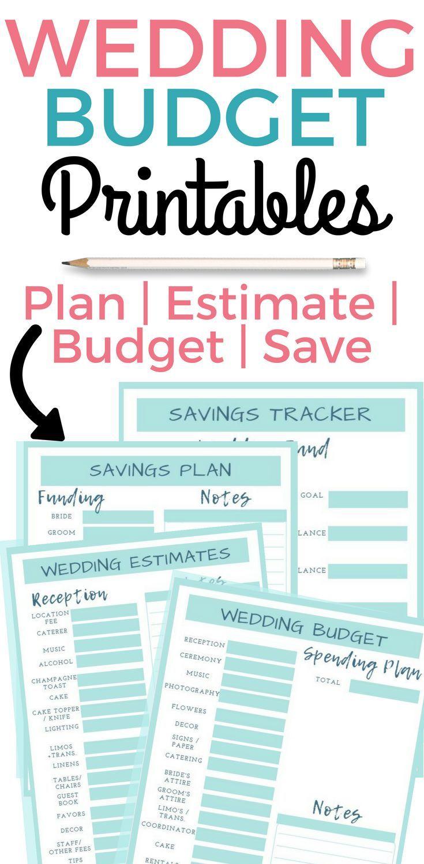 wedding budget wedding budget planner wedding expenses tracker