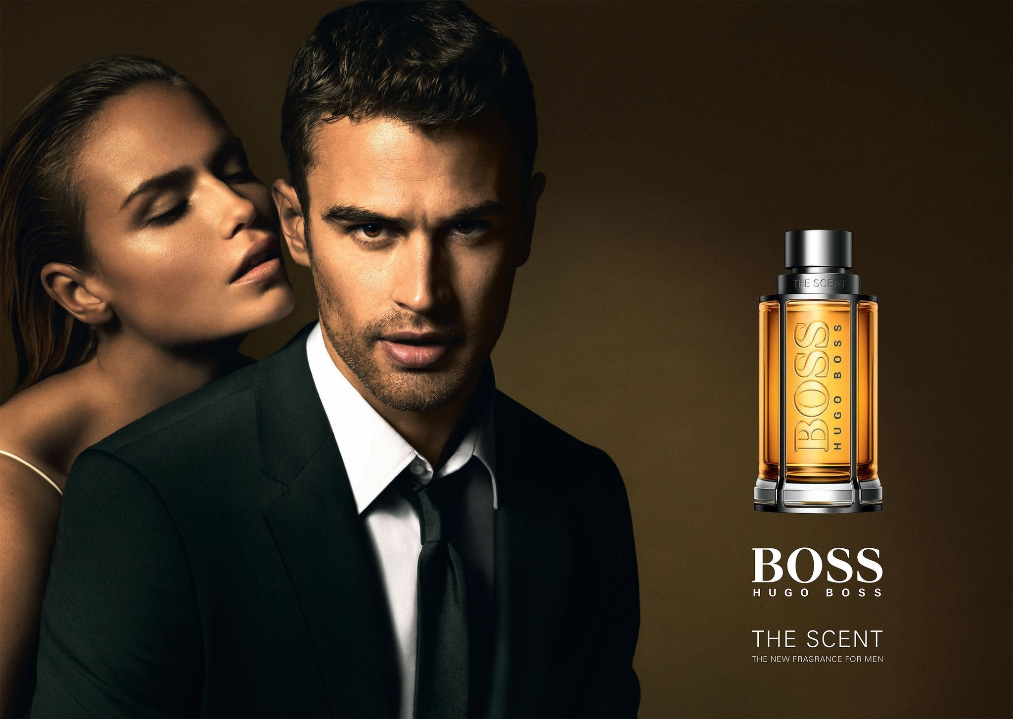 Masterpost Theo James For Hugo Boss Omg Boss The Scent Theo