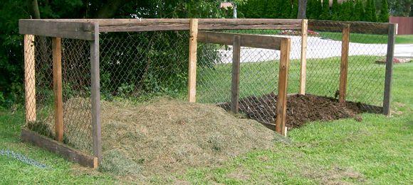 Build Compost Pile See also http://cultivatorscorner.com/compost ...