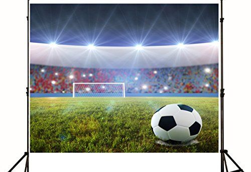Laeacco Uk Football Soccer Field Stadium Scenic: Pin By Background Backdrops On Fannie Shop