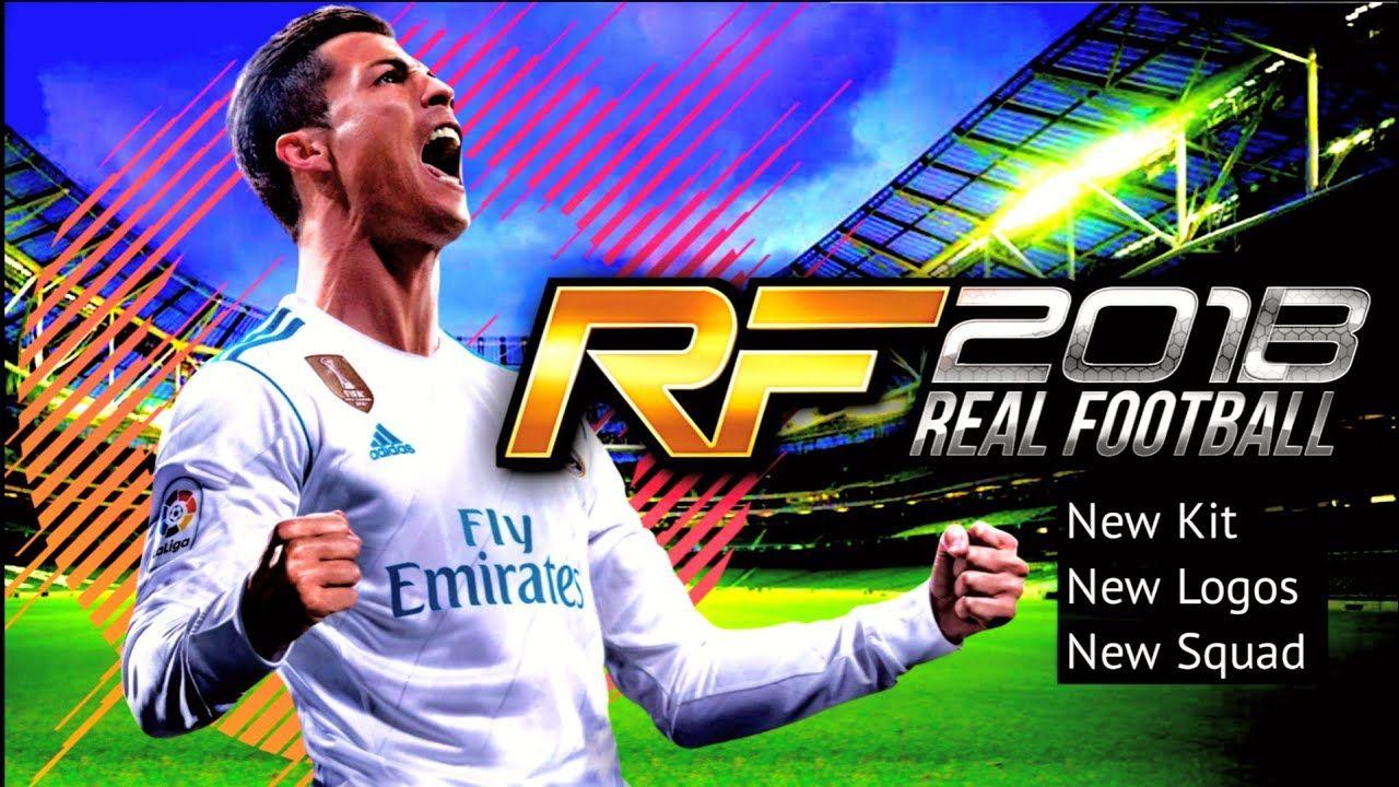Rf 2018 Real Football 2018 Android Game Download Sepak Bola Bola Kaki Aplikasi