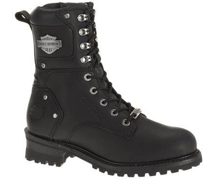 harleydavidson footwear men's elson motorcycle boots