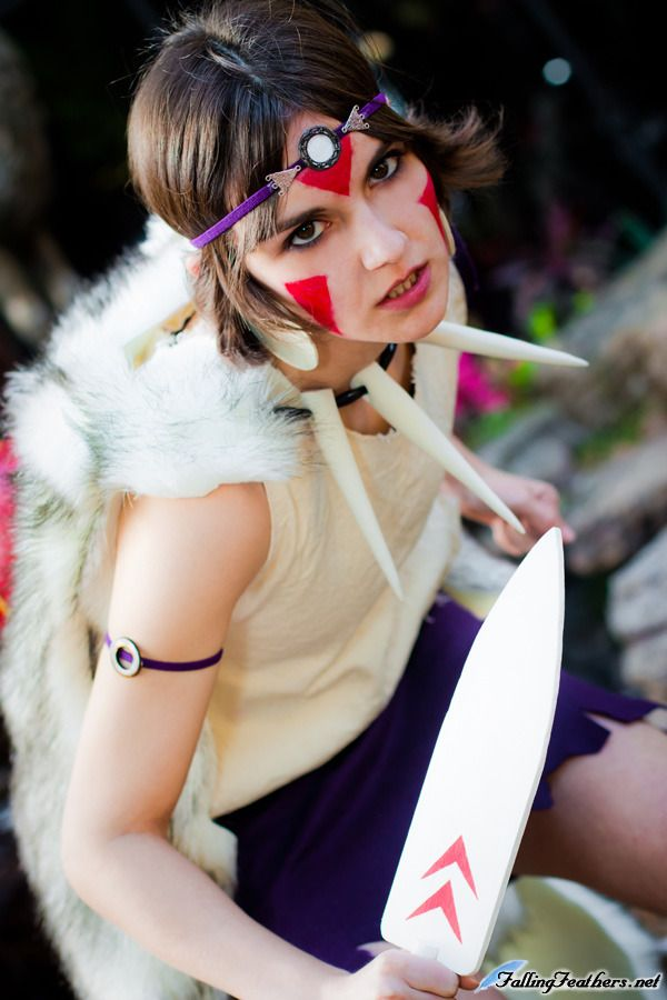 Princess Mononoke S San Best Of Cosplay Collection Princess