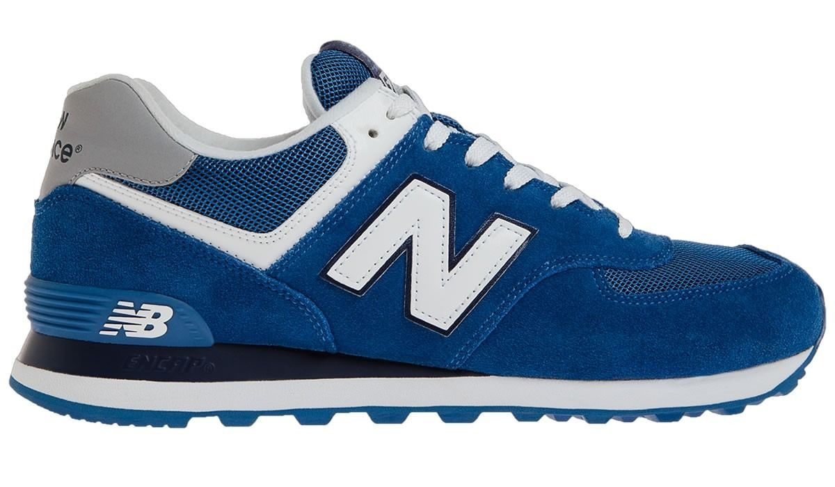 zapatilla de lifestyle new balance ml574 classic pack