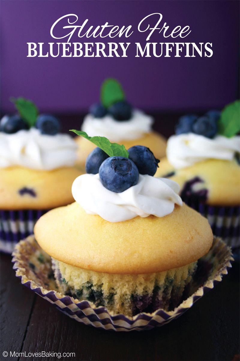 Gluten Free Blueberry Muffins Recipe Gluten free