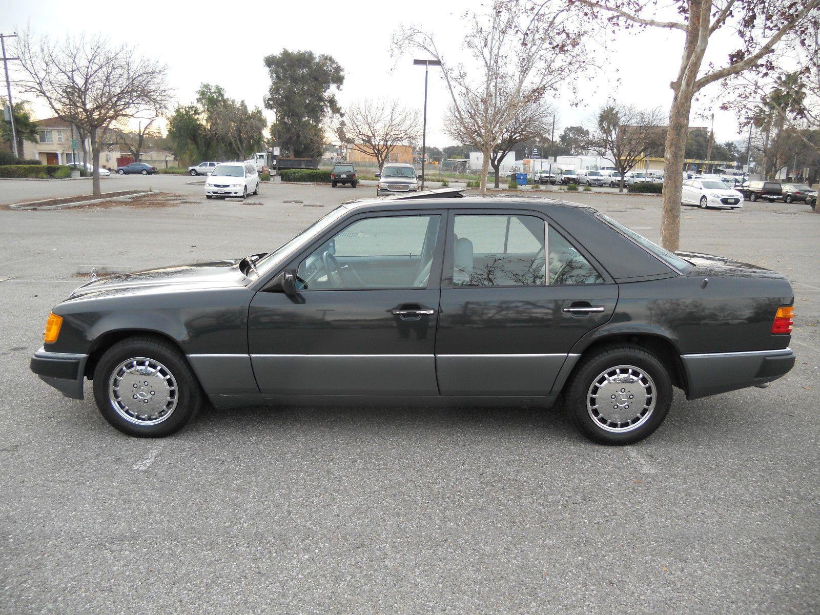 1991 Mercedes Benz 300e 4matic W124 71 400 Miles All Original
