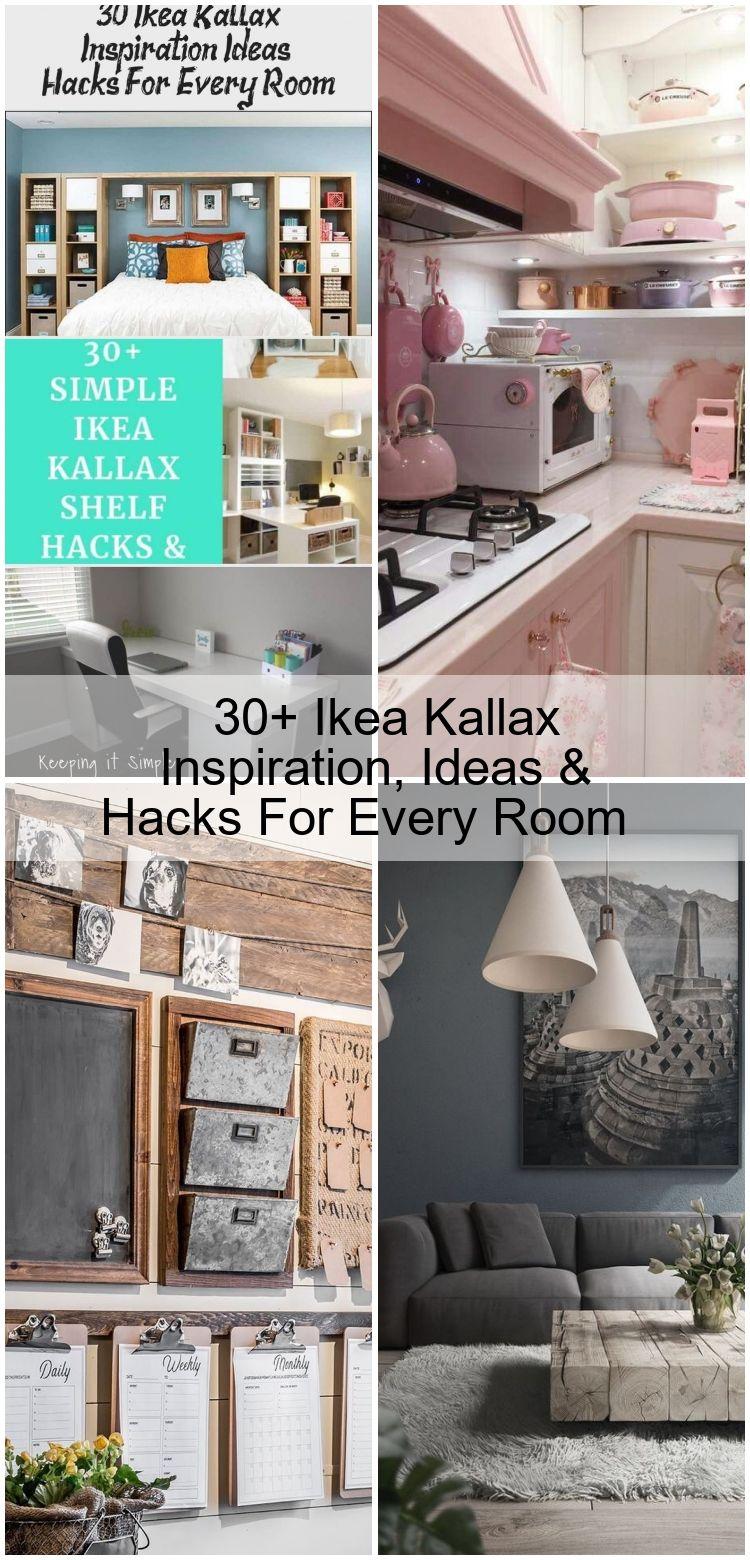 30 Ikea Kallax Inspiration Ideas  Hacks For Every Room