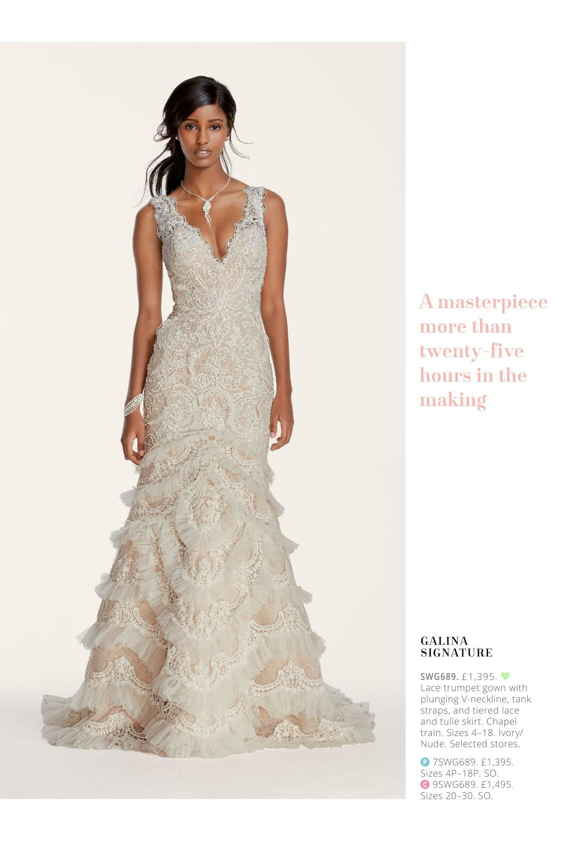 Davidus bridal online catalog dresses pinterest lace dress