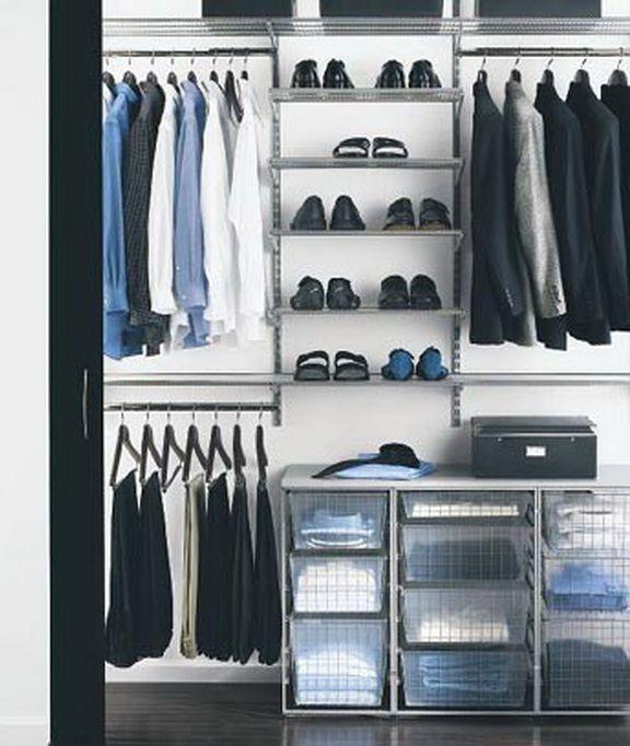 Closet Storage Ideas 18 Wardrobe Closet Storage Ideas