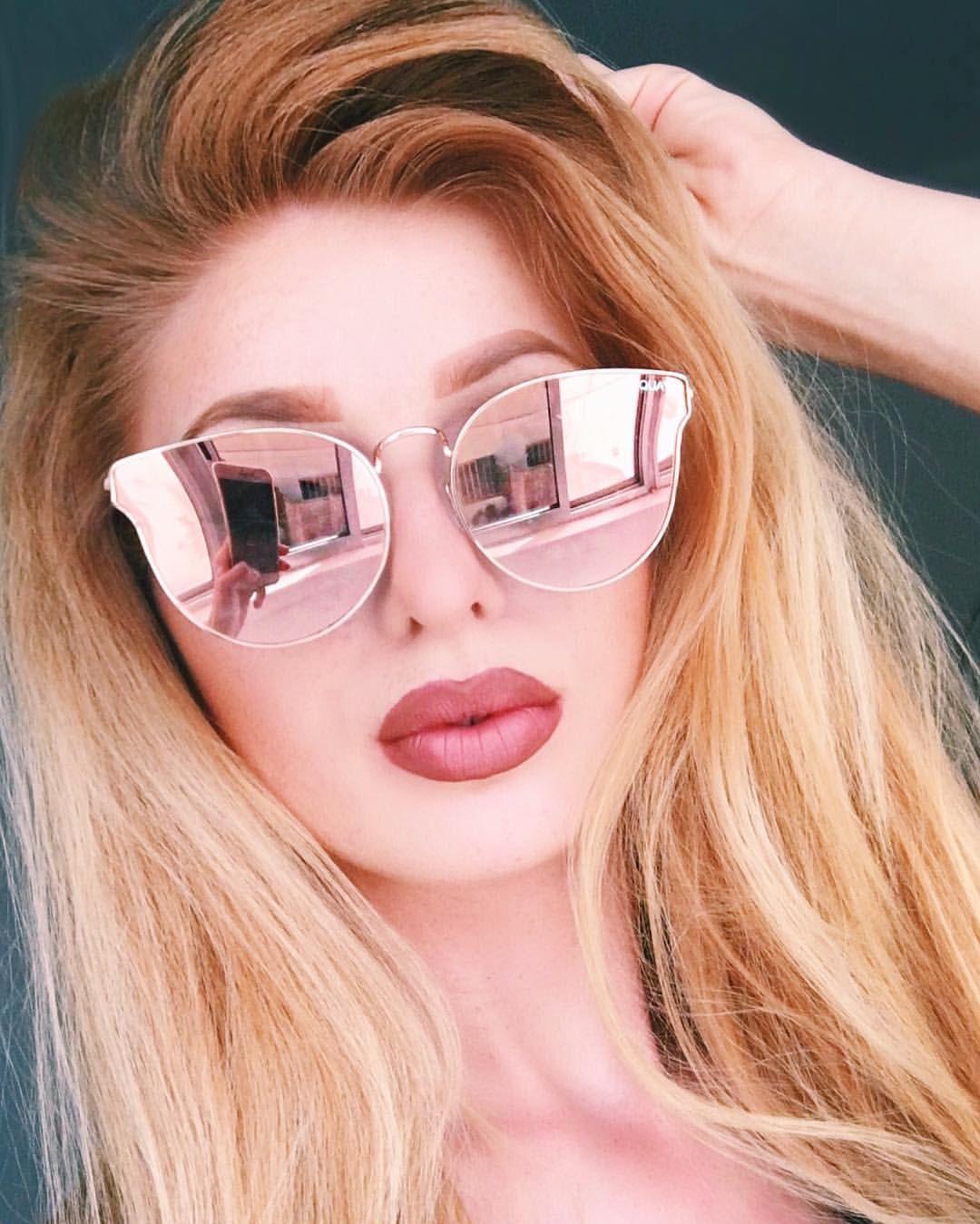 """1dc6924078b7 @sandragierszewska10 na Instagramie: """"Got to make one more sunglasses  selfie with all my"""