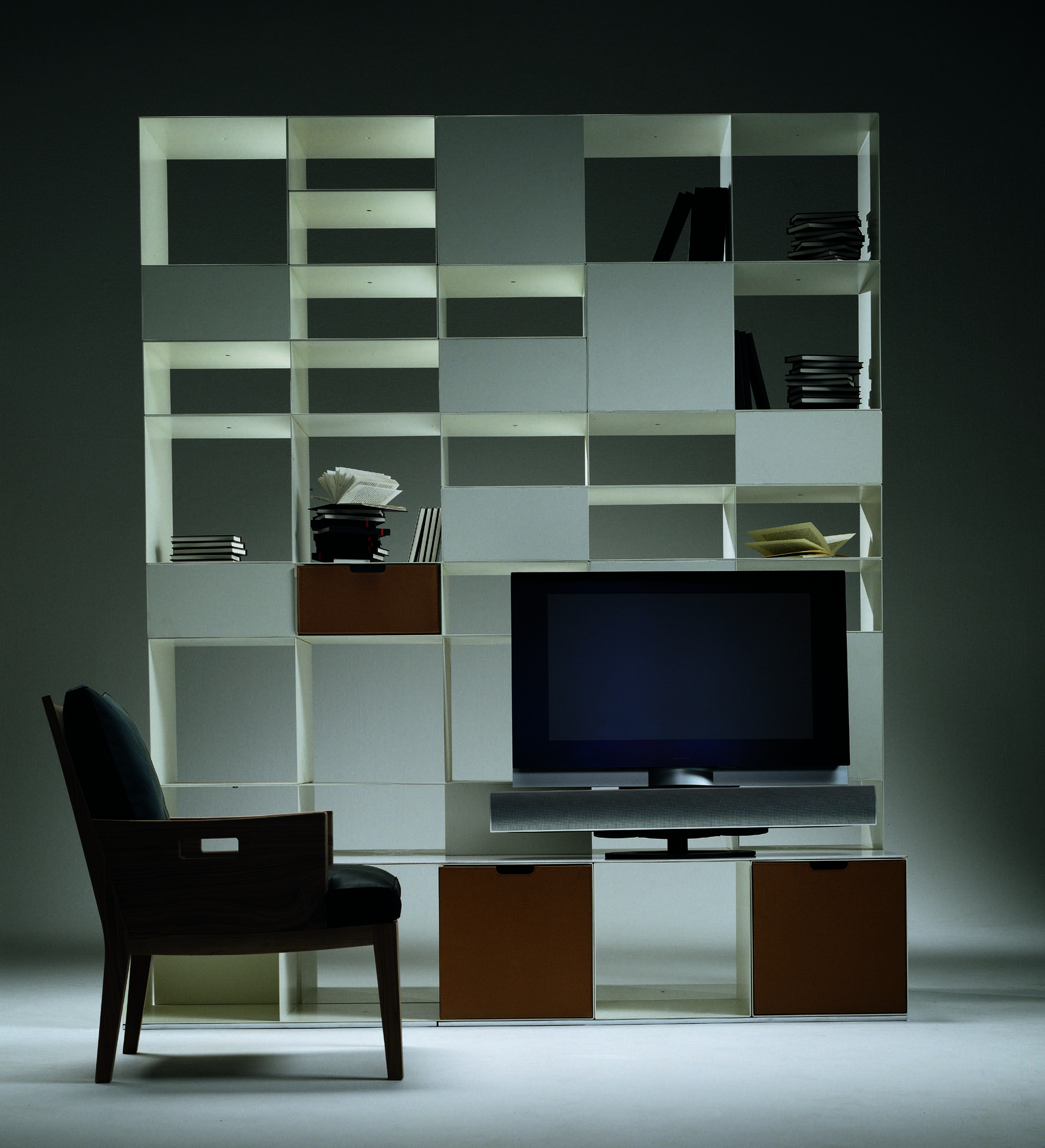 Infinity  Designer Office Shelving Systems From Flexform All Information