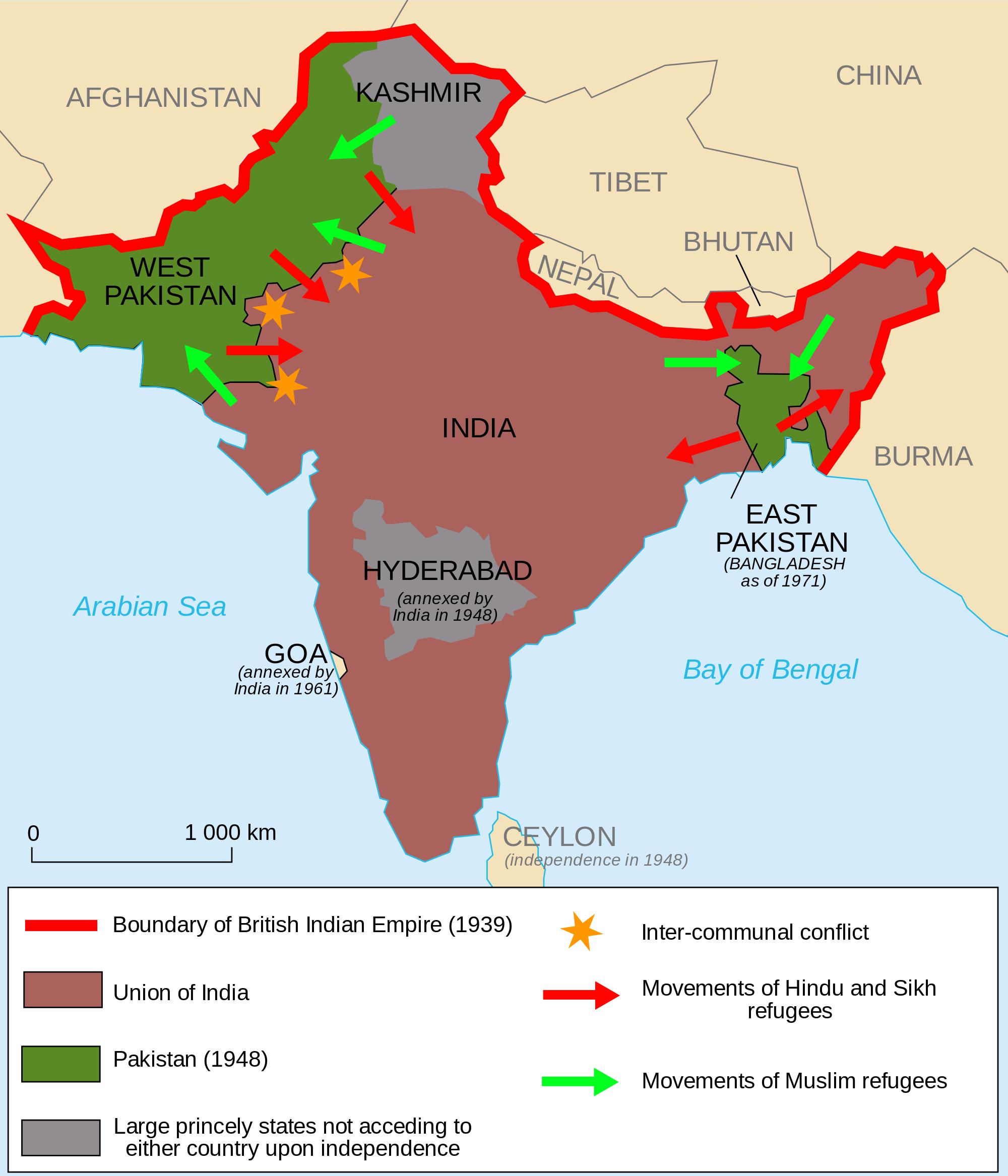 hindu muslim turmoil record essay