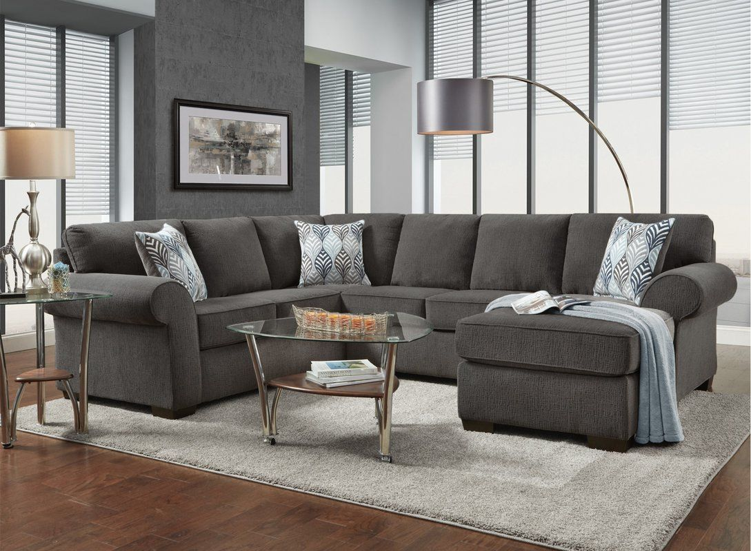 Tandy Reversible Modular Sectional Furniture Affordable
