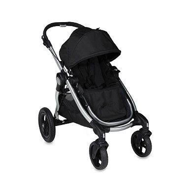 Single Strollers Baby Jogger City Select Single Stroller In Onyx