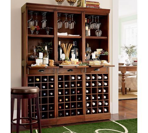 Build Your Own - Modular Bar Components $199.00 u2013 $299.00  sc 1 st  Pinterest & Build Your Own - Modular Bar Components $199.00 u2013 $299.00 | Dining ...