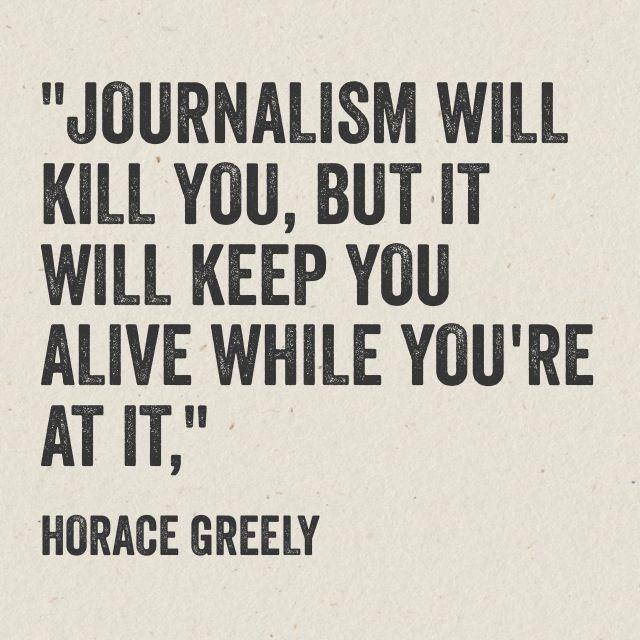 17 Best images about Journalism on Pinterest | Editor, Jon stewart ...