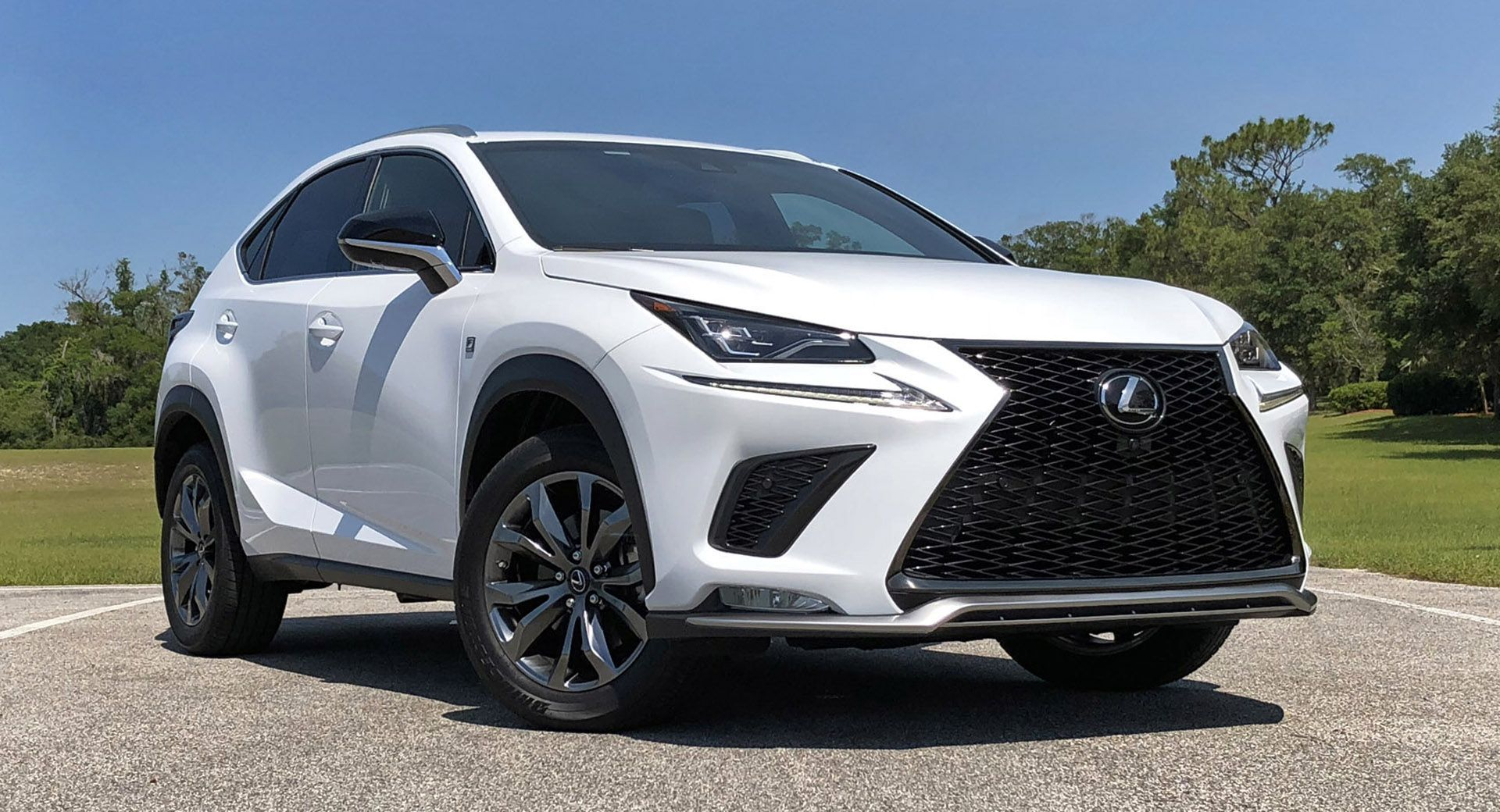 We Drive The 2018 Lexus NX 300 FSport, Ask Us Anything
