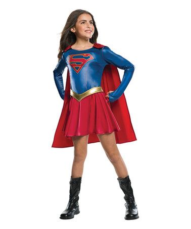 Awesome Another Great Find On #zulily! Supergirl Costume Set   Girls #zulilyfinds