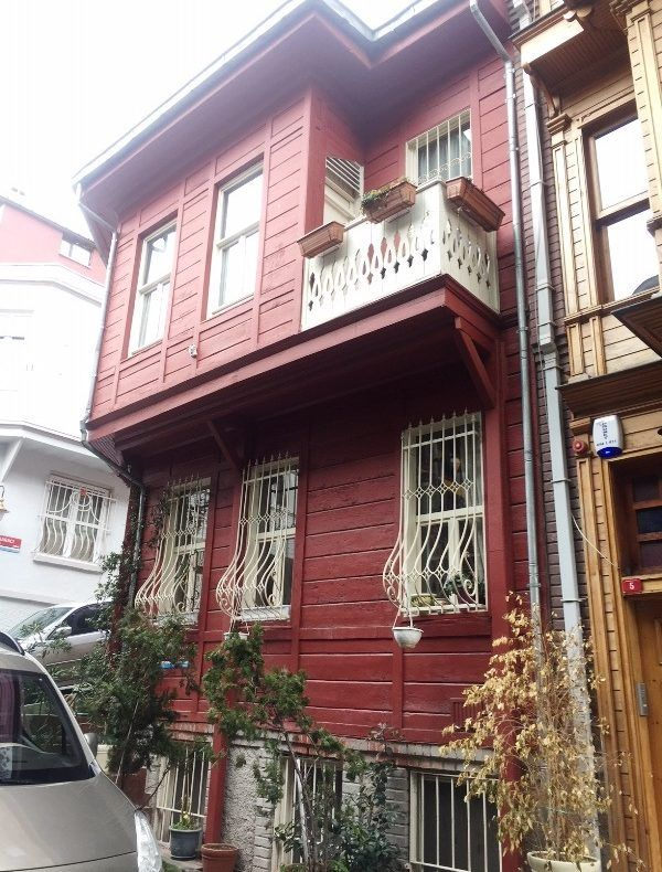 Traditional Istanbul House For Sale In Bebek Istanbul Property In