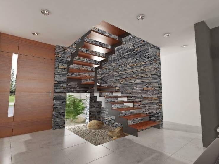 7 diseños de escaleras ¡perfectas para casas modernas! | Staircases ...