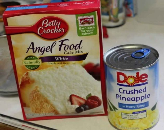 Pineapple angel food cake there such thing as sugar free angel ww recipes pineapple angel food cake there such thing as sugar free angel food forumfinder Image collections