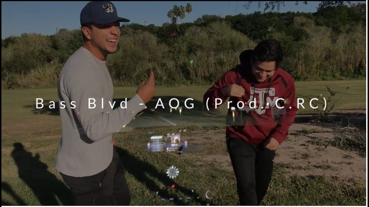 MUSIC VIDEO SHOT ON IPHONE7 AOG BASS BLVD (PROD. C.RC