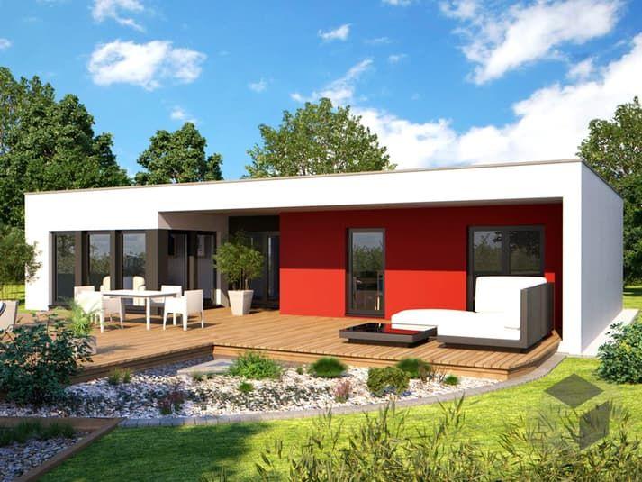 Das Baushaus One 136 von Bärenhaus Wohnfläche 117,22 m²