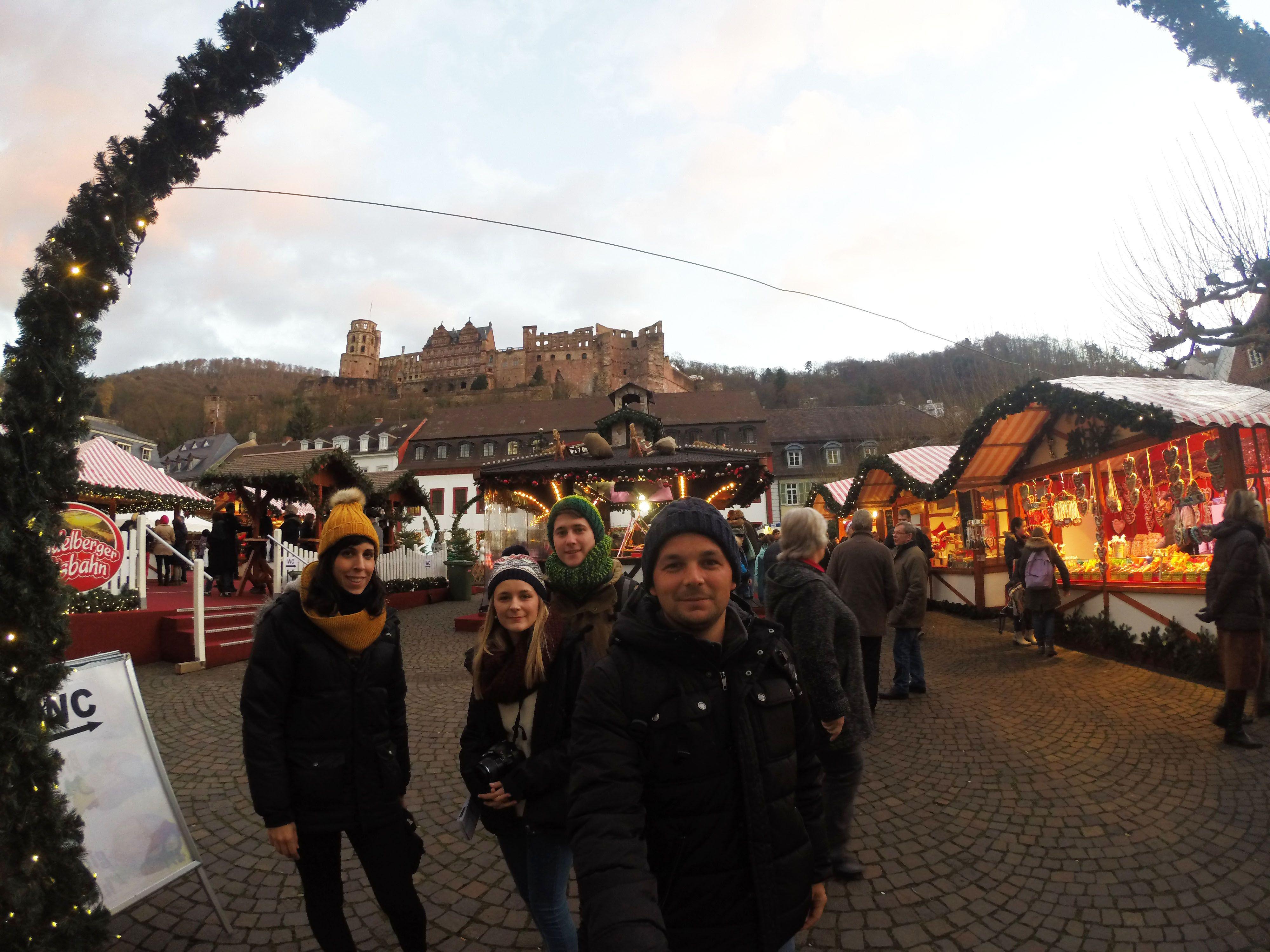 Navidad Heidelberg