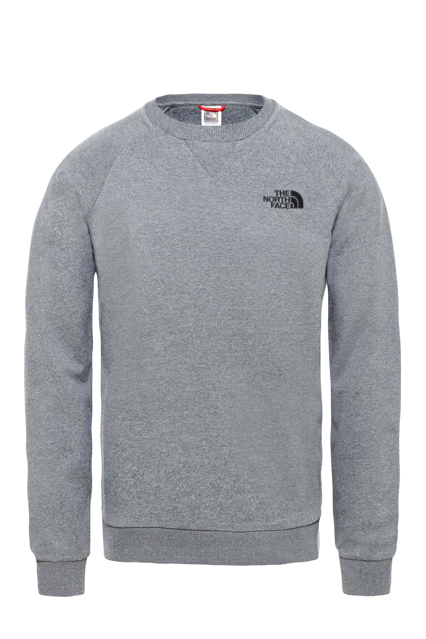 d81db9dbf7fc Mens The North Face Long Sleeve Raglan Tee - Grey in 2019 | Products ...