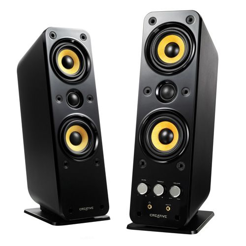 Creative GigaWorks T40 Series II 20 Multimedia Speaker System with