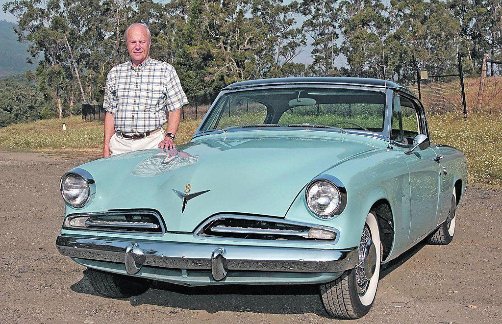 My Ride 1953 Studebaker Commander Starliner Coupe Studebaker Coupe My Ride