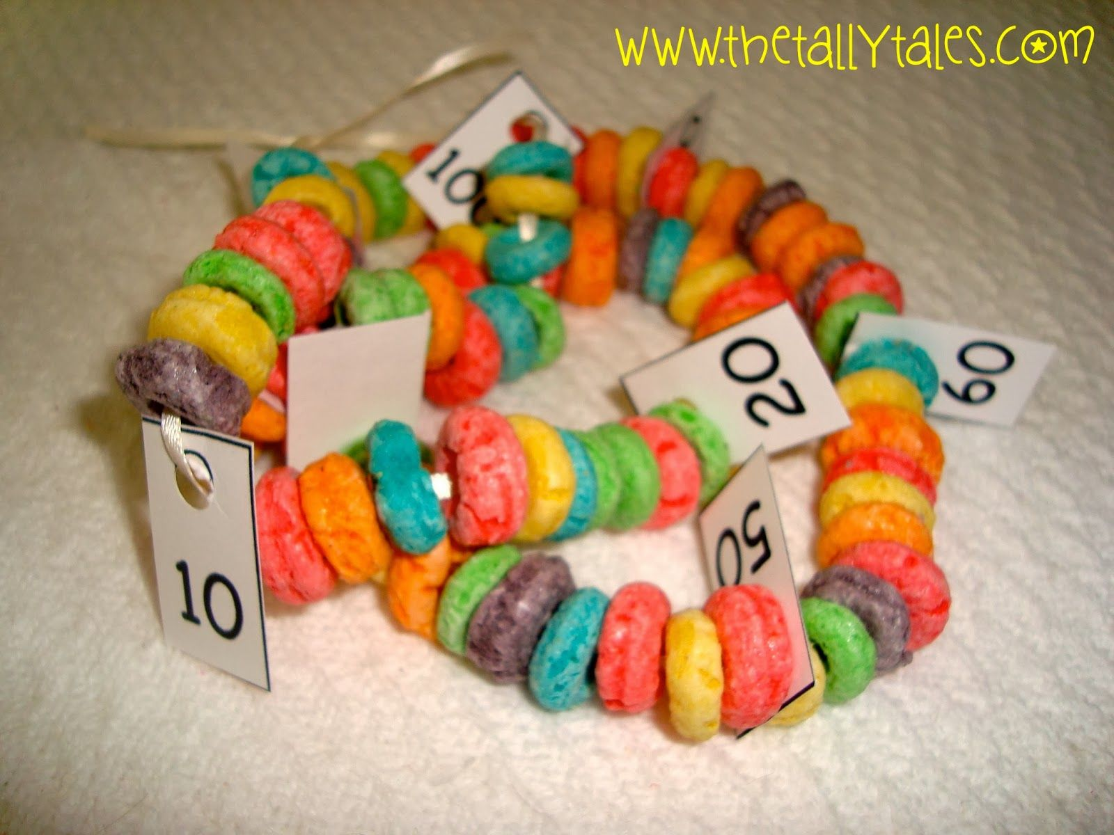 The 100th Day Of School My Kids Have Always Made These But