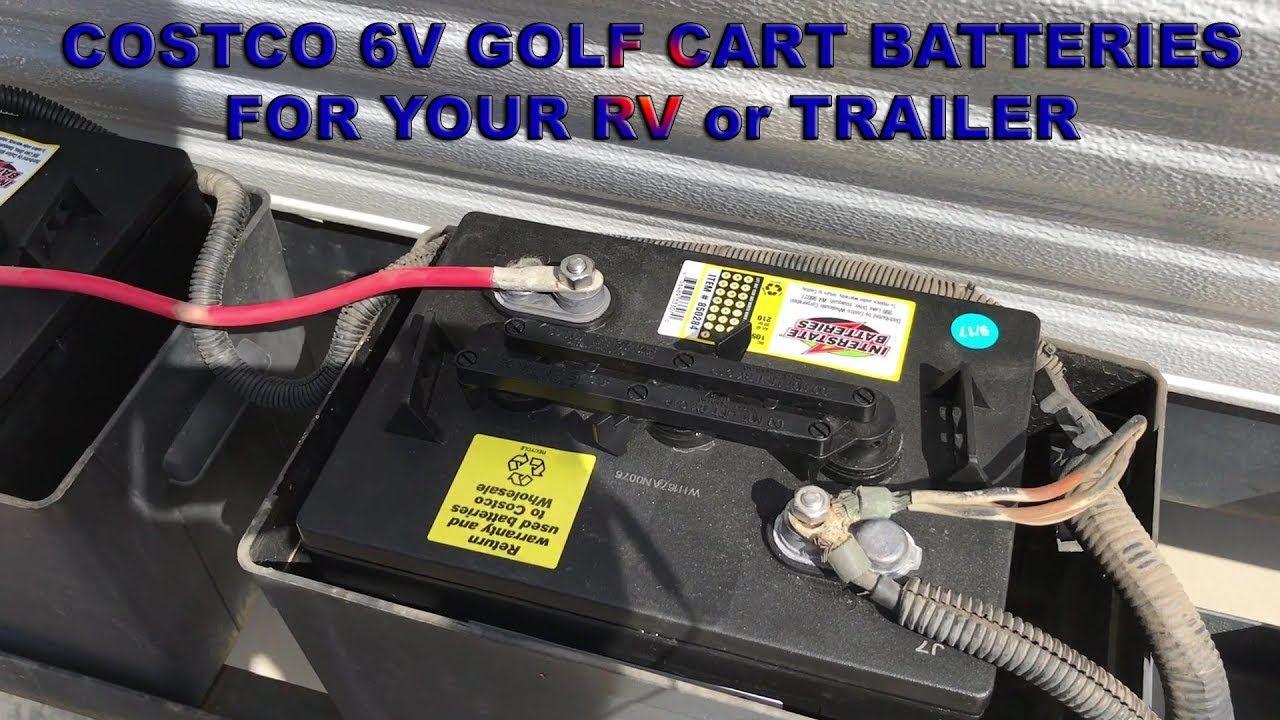 Golf Cart Batteries At Costco Golf Cart Batteries Best Golf Cart Golf Carts