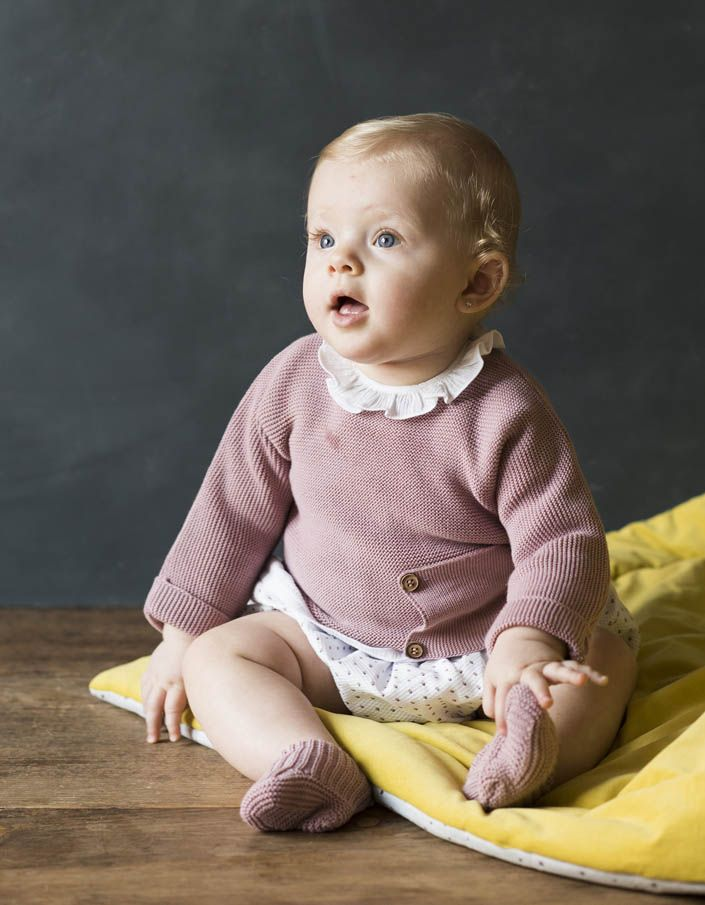 Ropa para bebé niña. Colección 2019 | Neck & Neck