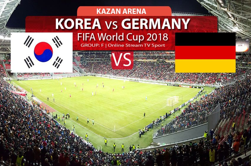 Watch South Korea Vs Germany Online Streaming In Hd Fifa World Cup 2018 Football Soccer World Cup 2018 World Cup Fifa World Cup